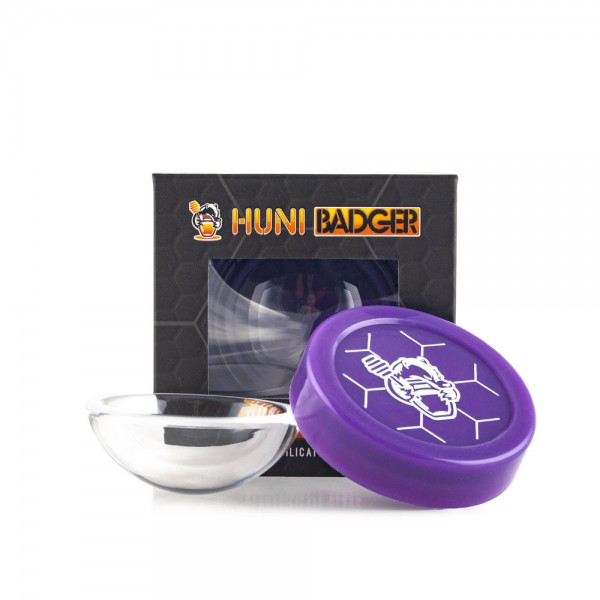 Purple Huni Dish