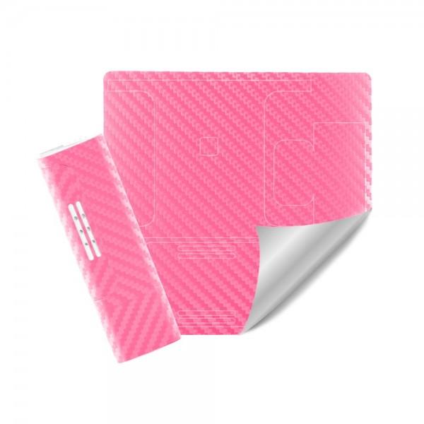 TechWrap® Pink Carbon Fiber Wrap