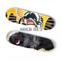 Huni Badger Skateboard Deck