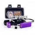 Huni Badger Portable Device - Candy Purple