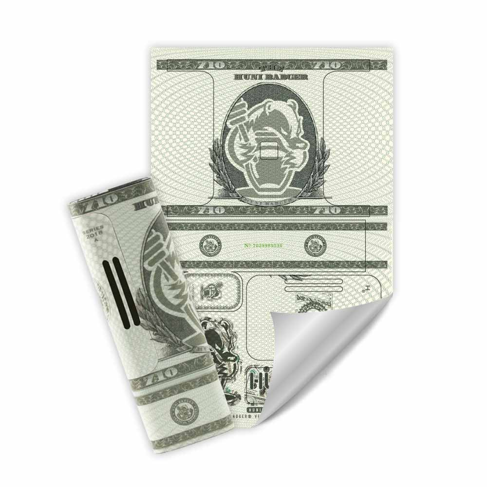 Money Badger Vinyl Wrap