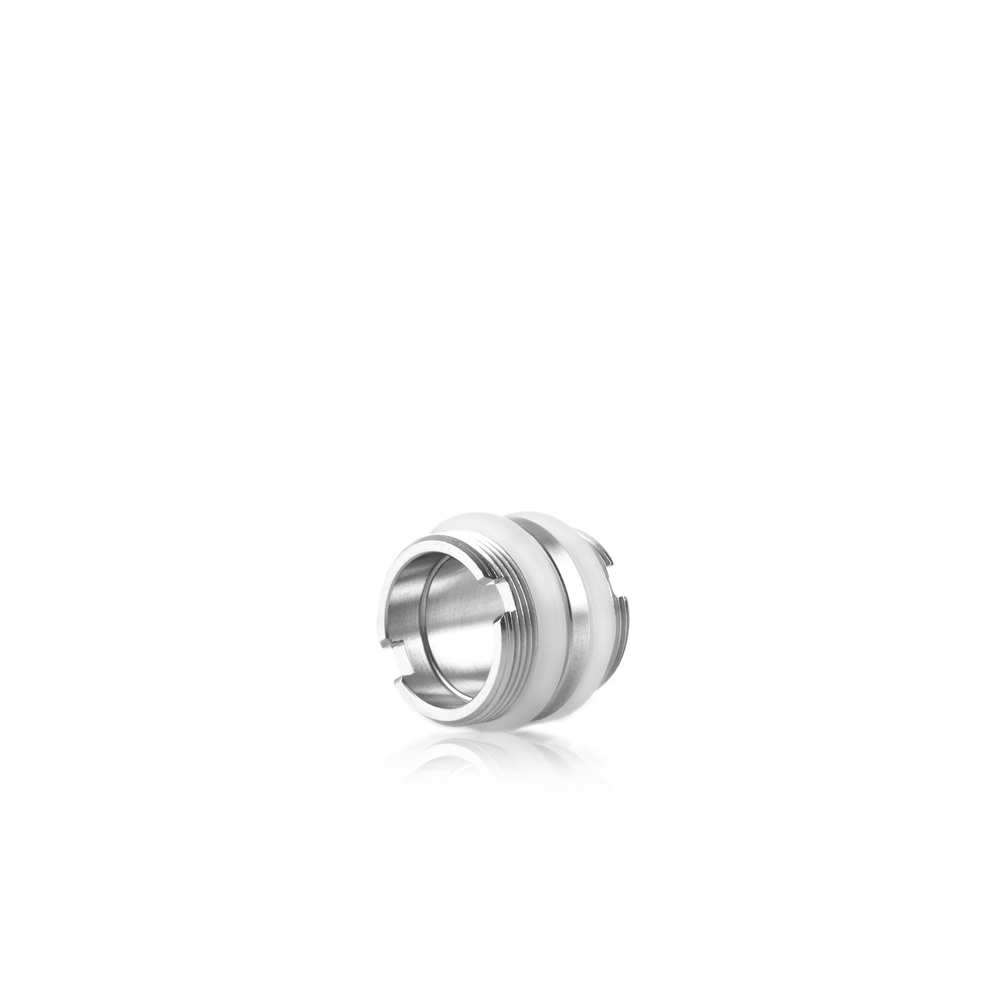 Huni Badger HBNC Adapter for Threaded Nectar Collector Bubblers