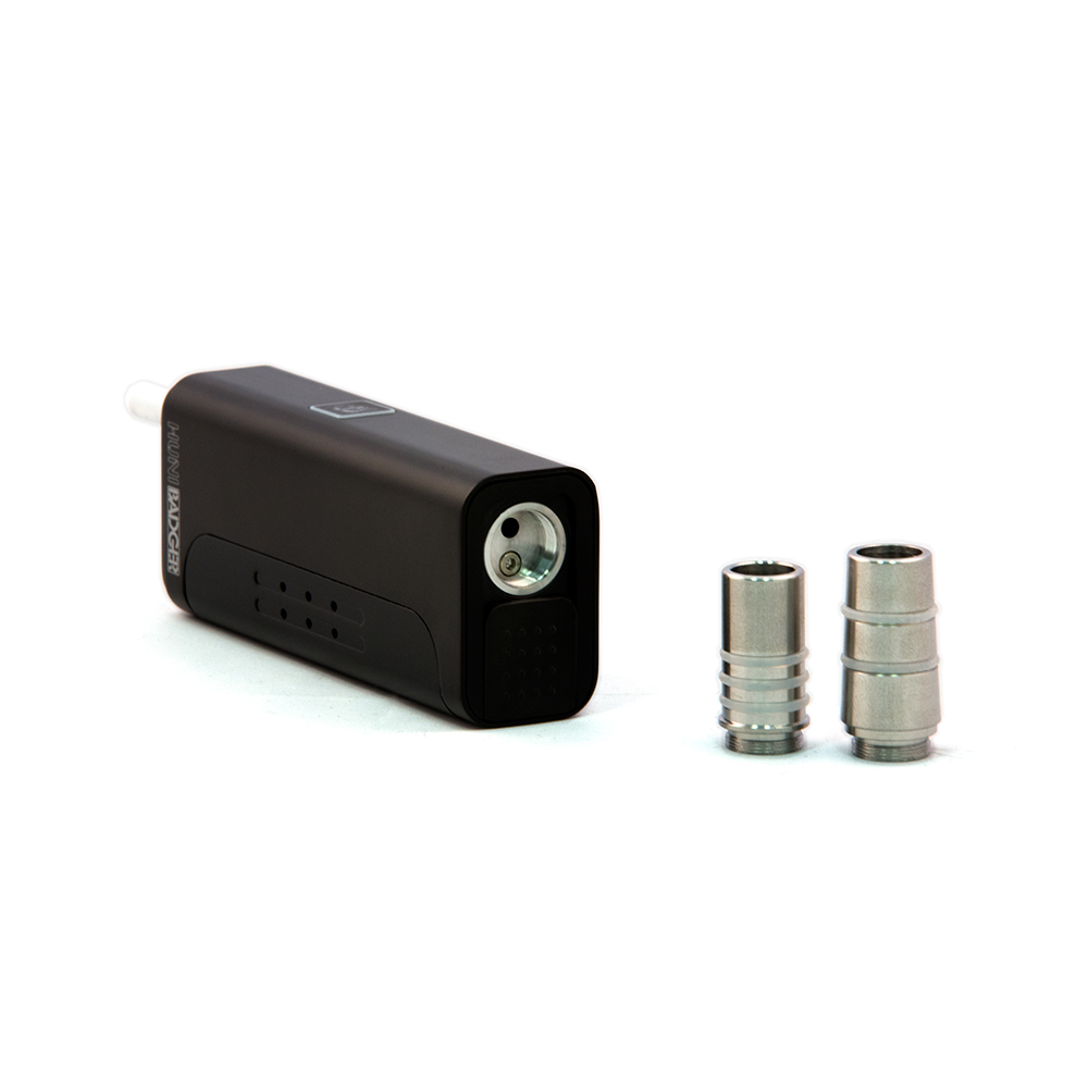 Huni Badger Vertical Vaporizer Kit - Black